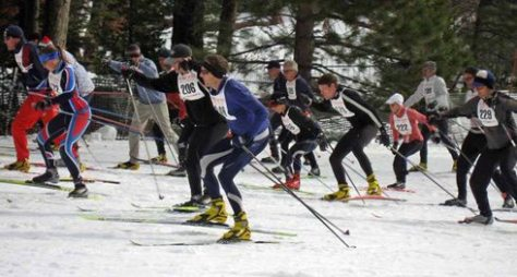 The 34th Annual Great Ski Race 1
