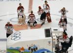Canadian Women's Hockey Team Party Like Rock Stars 7