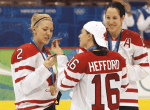 Canadian Women's Hockey Team Party Like Rock Stars 2