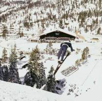 50 Year Anniversary of Winter Olympics in Squaw Valley 1