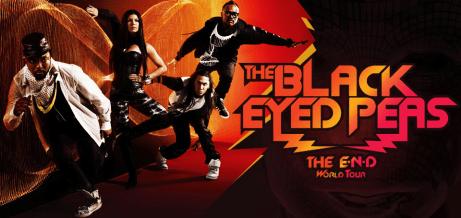 Black Eyed Peas World Tour 1