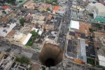 Massive Sinkhole In Guatemala 1