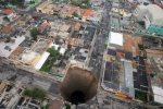 Massive Sinkhole In Guatemala 2