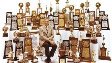 Photo of Coach John Wooden