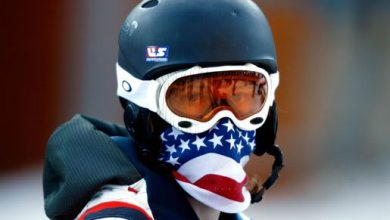 Photo of Shaun White Causes A Small Frenzy