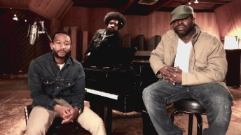 Pre-Order Wake Up! From John Legend and The Roots 5