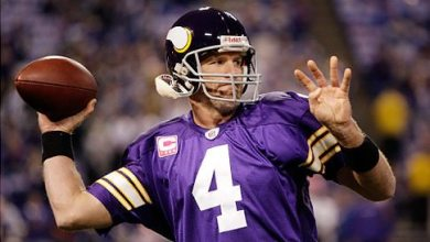 Photo of Favre Takes a Shot Right To The Crotch