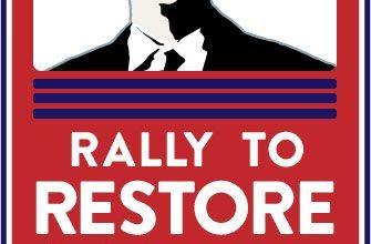 Photo of Rally To Restore Sanity Schedule