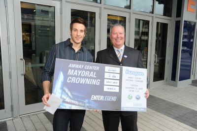 Foursquare Mayor at Amway Center Gets Free Tickets 1