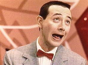 Photo of Pee Wee Herman Big Pimping In NYC