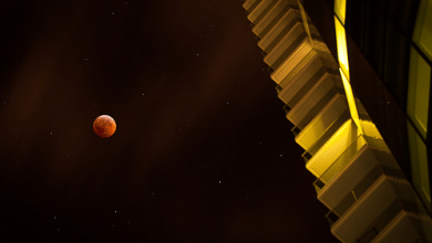 Photo of Lunar Eclipse [video]