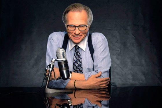 Larry King Says 'So Long' 1