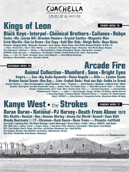 Coachella - Who's Going? 1