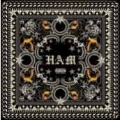 Kanye and Jay-Z Go H.A.M 1