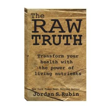Jordan Rubin Talks 'The Raw Truth' 1