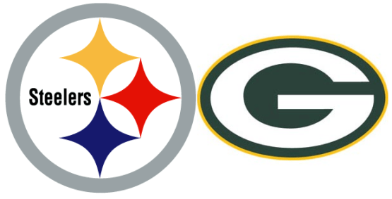 Green and Gold vs. Black and Yellow - You Choose 1