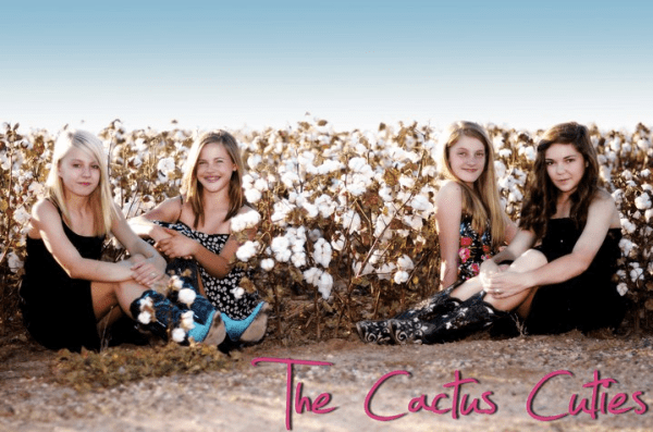 The Cactus Cuties 1