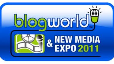 Photo of BlogWorld & New Media Expo Heads East