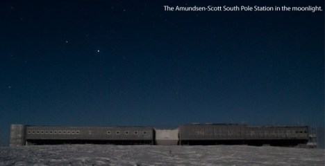 The Data Center at the South Pole 1