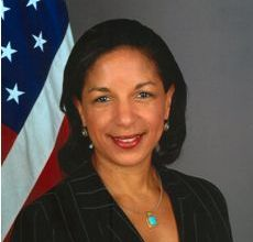 Photo of Ambassador Susan E. Rice