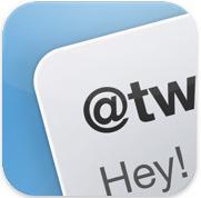 iPhone App Review: Twizzle 1