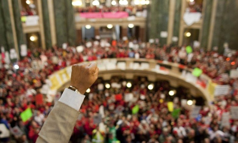 Photo of Collective Bargaining and the Case of Wisconsin vs. the Teachers' Union