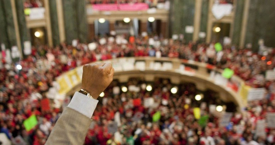 Collective Bargaining and the Case of Wisconsin vs. the Teachers' Union 1