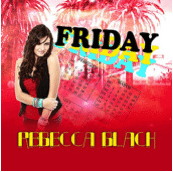 "Rebecca Black: 30 Million Views...and Counting For ""Friday"" 1"