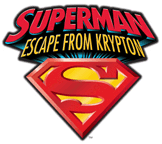 Superman: Escape from Krypton Coming at 100 MPH 1