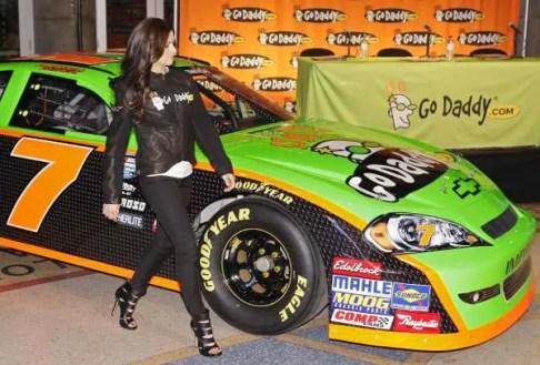Danica NASCAR