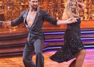 Photo of Kirstie and Maksim – 'Forget You'
