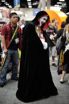 Comic-Con 2011: Dress Rehearsal for Halloween 2