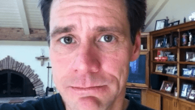 Photo of Jim Carrey's Bold Video Love Confession