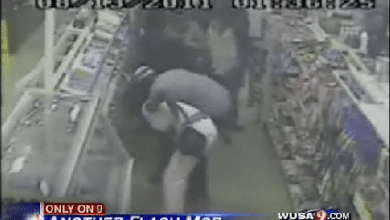 Photo of Female Flash Mob Robs Convenient Store