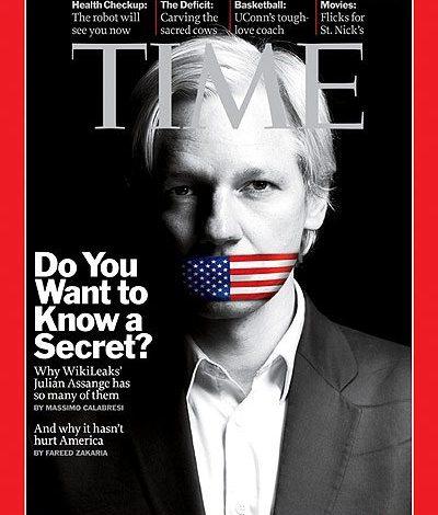 Photo of Blockade on WikiLeaks Donations
