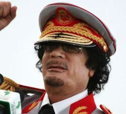 Gadhafi Buried - Investigation? 1