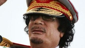 Gadhafi Buried - Investigation? 5