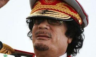 Photo of Gadhafi Buried – Investigation?