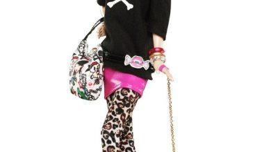 "Photo of Now Introducing… Tokidoki ""Tattoo"" Barbie"
