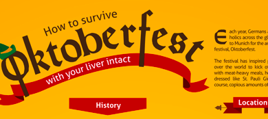 Photo of Surviving Oktoberfest [infographic]