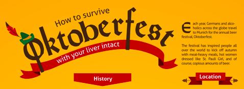 Photo of Surviving Oktoberfest [infographic]