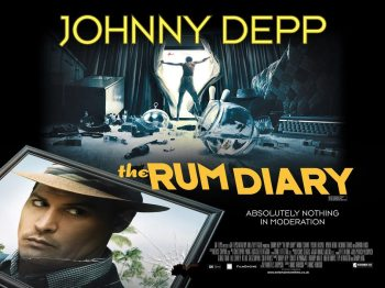 Movie Review: The Rum Diary 1