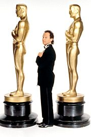 Billy Crystal Tweets - Hosting Oscars 1
