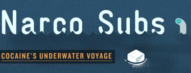 Photo of Cocaine's Underwater Voyage [infographic]