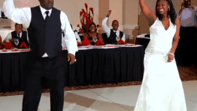 Photo of The Coolest Father and Daughter Wedding Dance