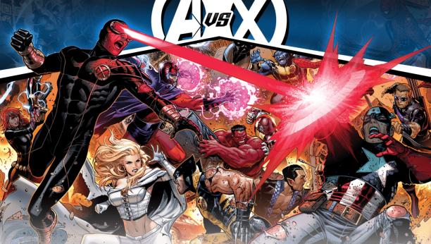 Marvel's Avengers vs. X-Men kicks off in April 1