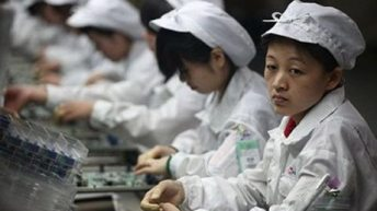 The iPhone Economy - Outsourcing of Manufacturing 2