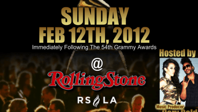 Photo of LIVE with Eric – Red Carpet Event to Honor the Nominees 2012 Grammy Awards