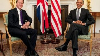 Obama, Cameron to watch March Madness begin 8