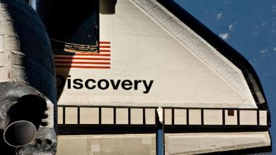 Photo of NASA and the Smithsonian's National Air and Space Museum Invite Social Media Followers to Welcome Space Shuttle Discovery